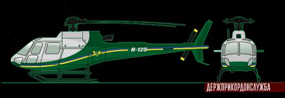 Авіація ДПСУ скоро отримає гелікоптери Airbus H125 (ВІДЕО)
