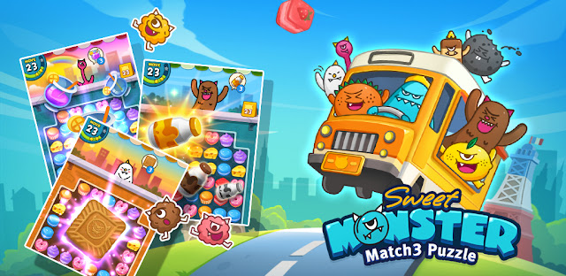 Screenshot Sweet Monster - Apcoid