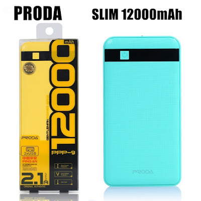 POWER BANK PRODA 12000mAh
