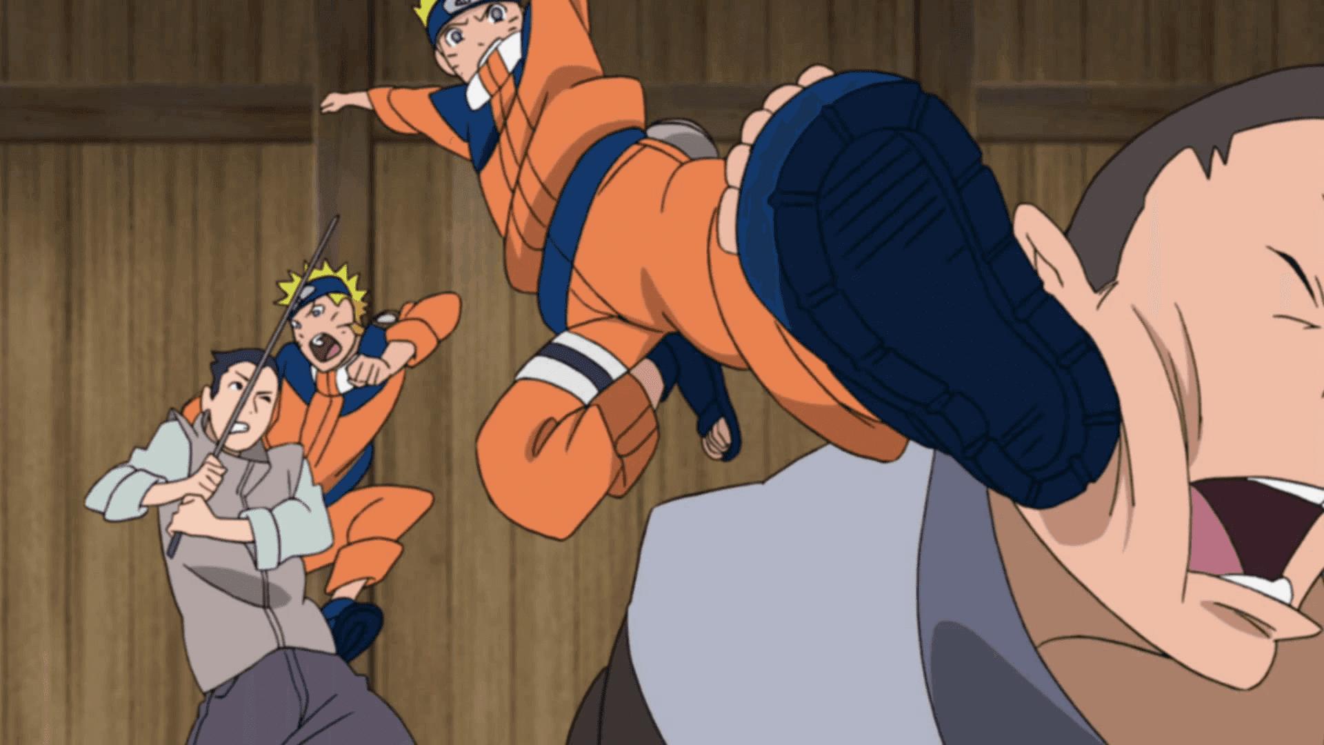 5 Ninja Ini Tidak Bisa Menggunakan Ninjutsu