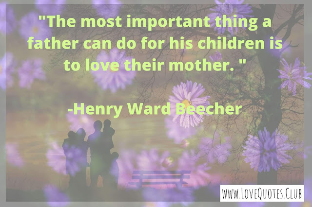 love quotes for family and friends