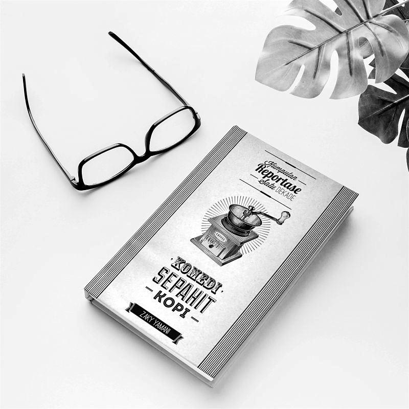 Komedi Sepahit Kopi, Potret Suram Indonesia di Era Reformasi