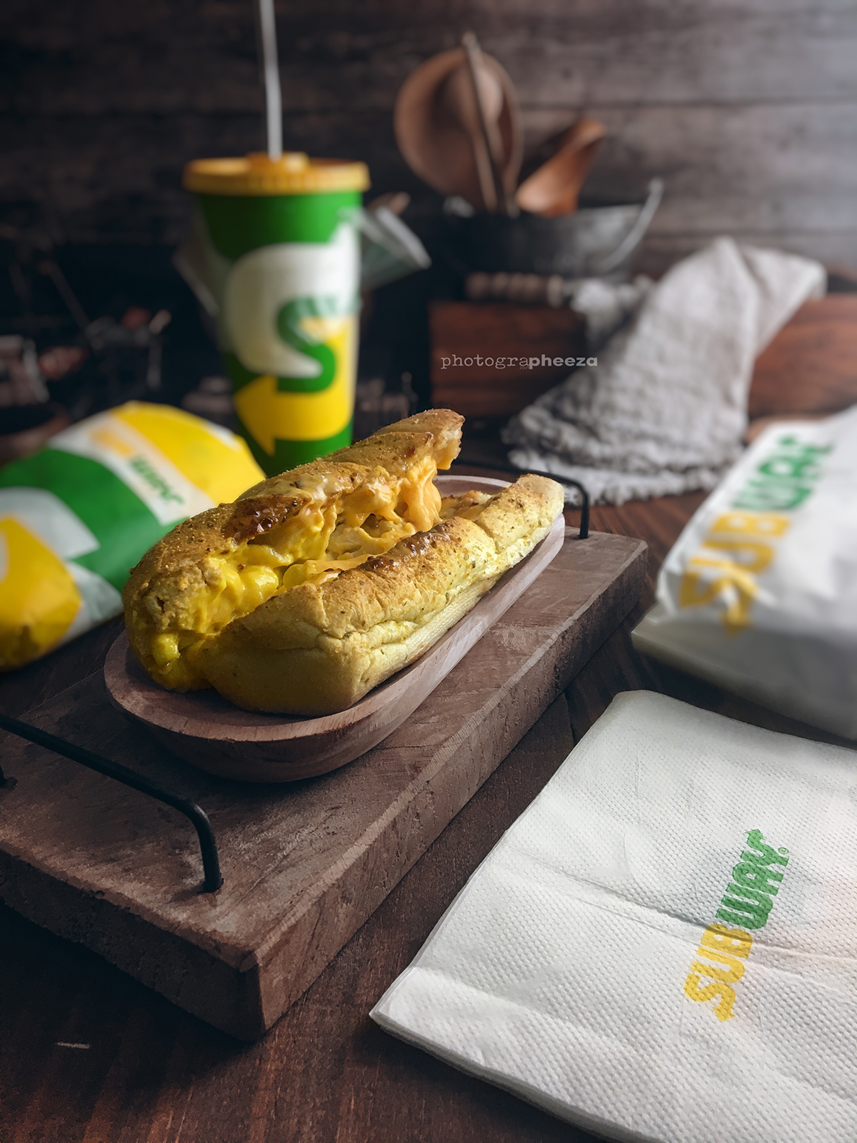Subway Extremely Mac & Cheesy Chicken