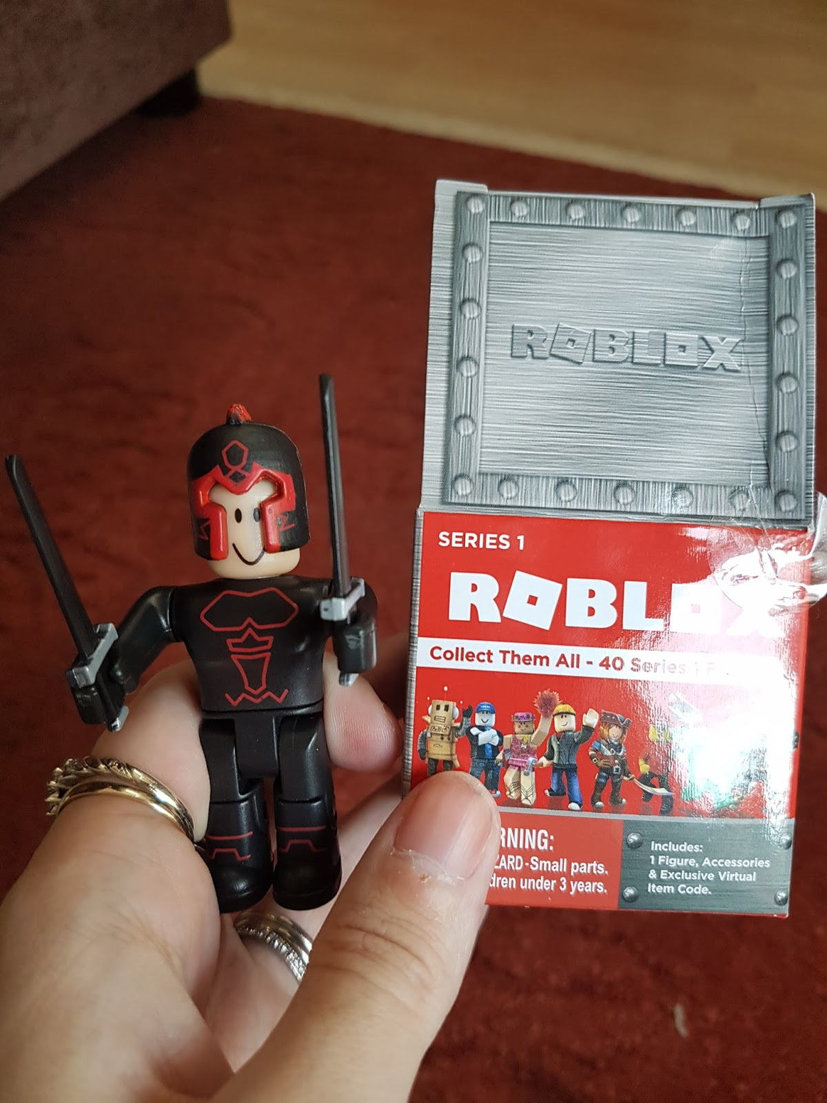 Mummy Of 3 Diaries Brand New Roblox Toys Review Robloxtoys