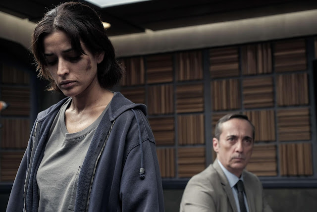 Inma Cuesta en 'Criminal' de Netflix