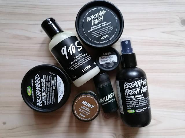 kritiki lush cosmetics