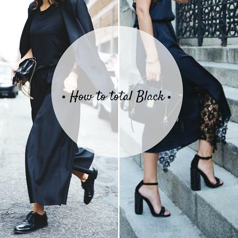 InMaryLand .  5+1 τρόποι για να κάνεις total black outfits χωρίς να ... 3ae99b69192