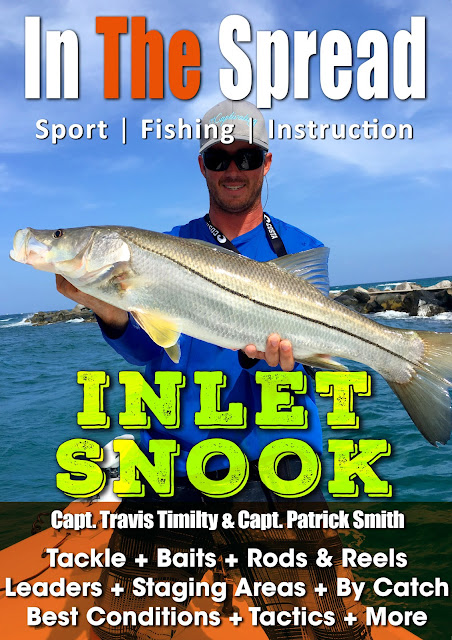 in the spread fishing snook inlets florida videos travis timely
