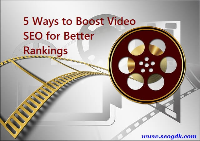 Video Optimization Tips