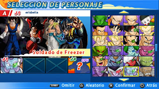 DRAGON BALL Z TENKAICHI TAG TEAM MOD V8 COM MENU PERMANENTE [PARA ANDROID E PC PPSSPP]