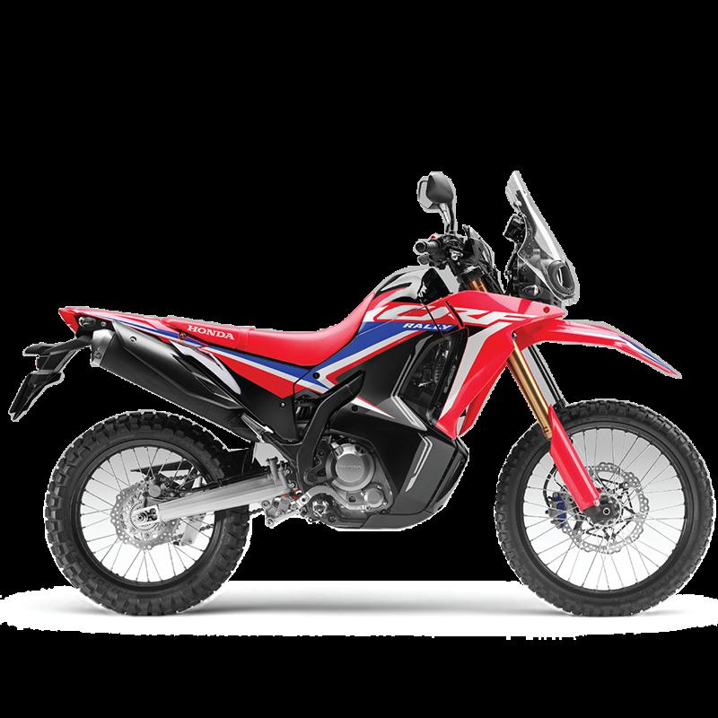 AHM resmi merilis New Honda CRF250 Rally versi 2021