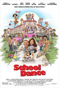 School Dance Poster