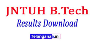 JNTUH B.Tech 4-1 Results 2017 R13 (Reg) R09 R07 (Supple)