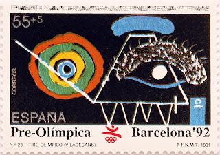 PRE-OLÍMPICA BARCELONA 92. TIRO OLÍMPICO