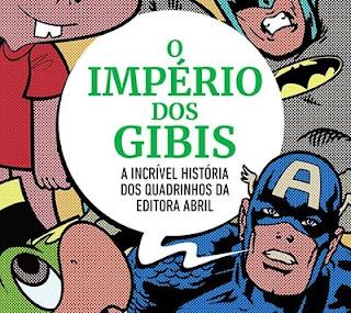 gibis, império, quadrinho, Abril, Souza, Maurício, hq