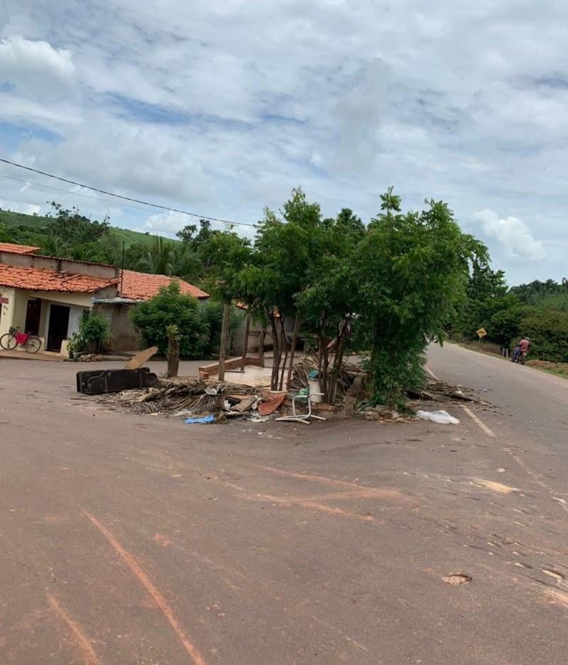 Prefeita Danielly demostrou preocupação com a segurança de idosa em São Roberto
