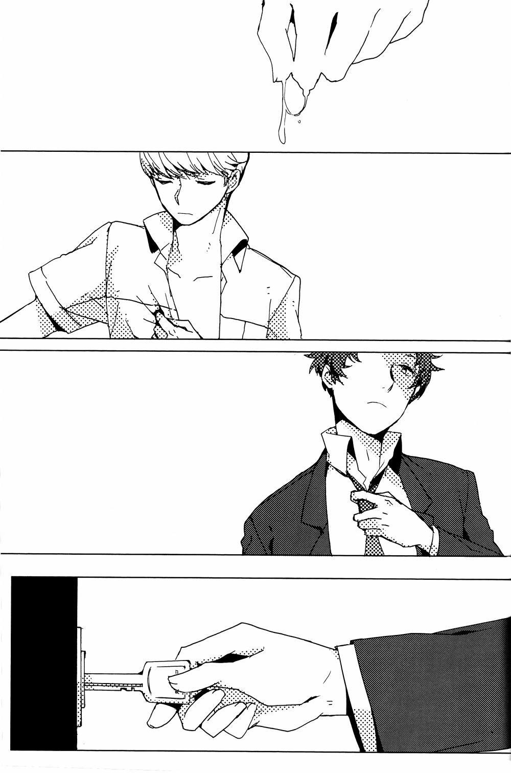 Trang 9 - Chia Sẻ Sự Tĩnh Lặng (- HEART STATION (Ebisushi)) - Truyện tranh Gay - Server HostedOnGoogleServerStaging