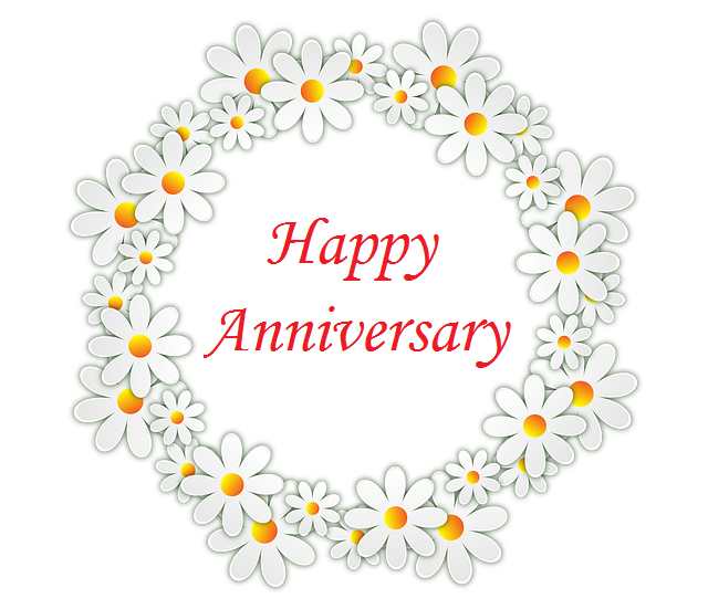 Cute Happy Anniversary Images