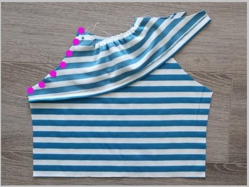 [Full] Cách may váy đầm cho bé gái đơn giản - Ảnh 5
