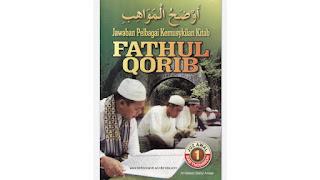 Kitab Fathul Qorib Berharokat dan Terjemah PDF Bahasa Indonesia