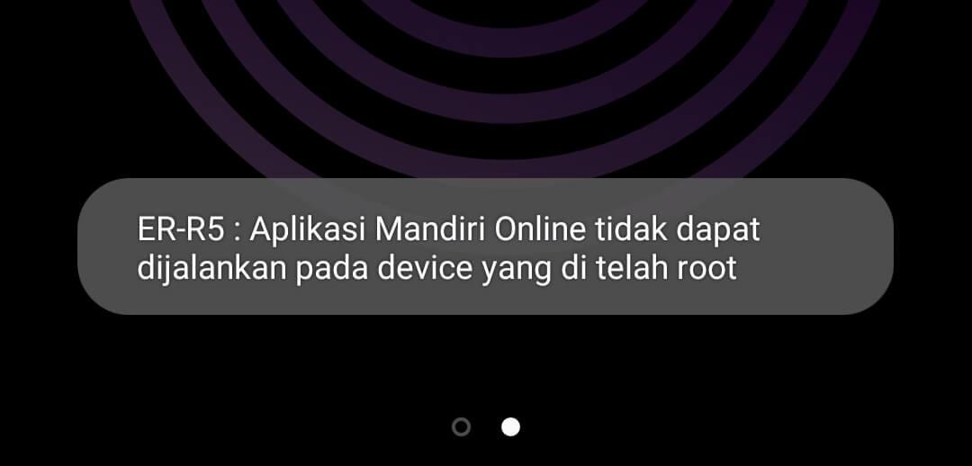 Mengatasi Er R5 Mandiri Online Tidak Dapat Dijalankan Pada Device Yang Telah Di Root