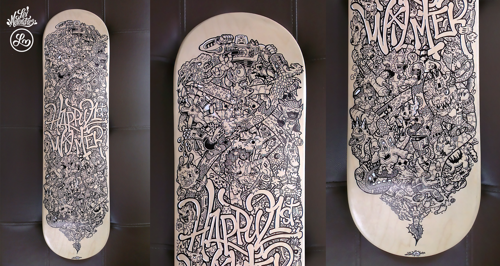 26-Skateboard-Doodle-Art-Lei-Melendres-Leight-Infinity-Mix-Doodles-www-designstack-co