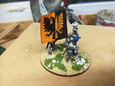 The Analogue Hobbies Painting Challenge: From IainW: Great
