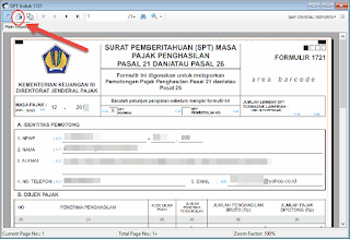 Cara Membuat Laporan PPh 21 Dengan e-SPT
