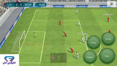 تحميل لعبة PES 2018 للاندرويد الاصلية مع تعليق عربي اون لاين