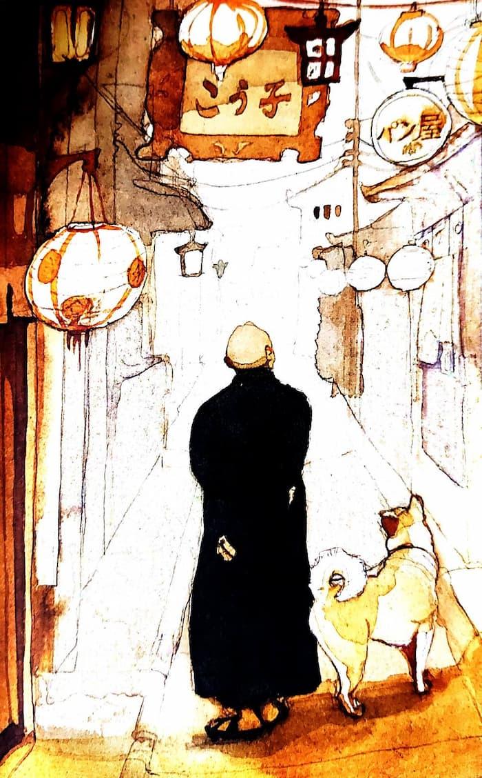 ฮาจิโกะ - มิตรภาพระหว่างคนกับสุนัขผู้ซื่อสัตย์ การรอคอยที่ไม่มีวันมาถึง
