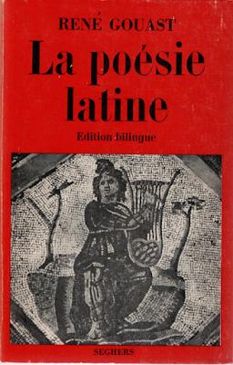 La poésie latine - édition bilingue René Gouast Seghers