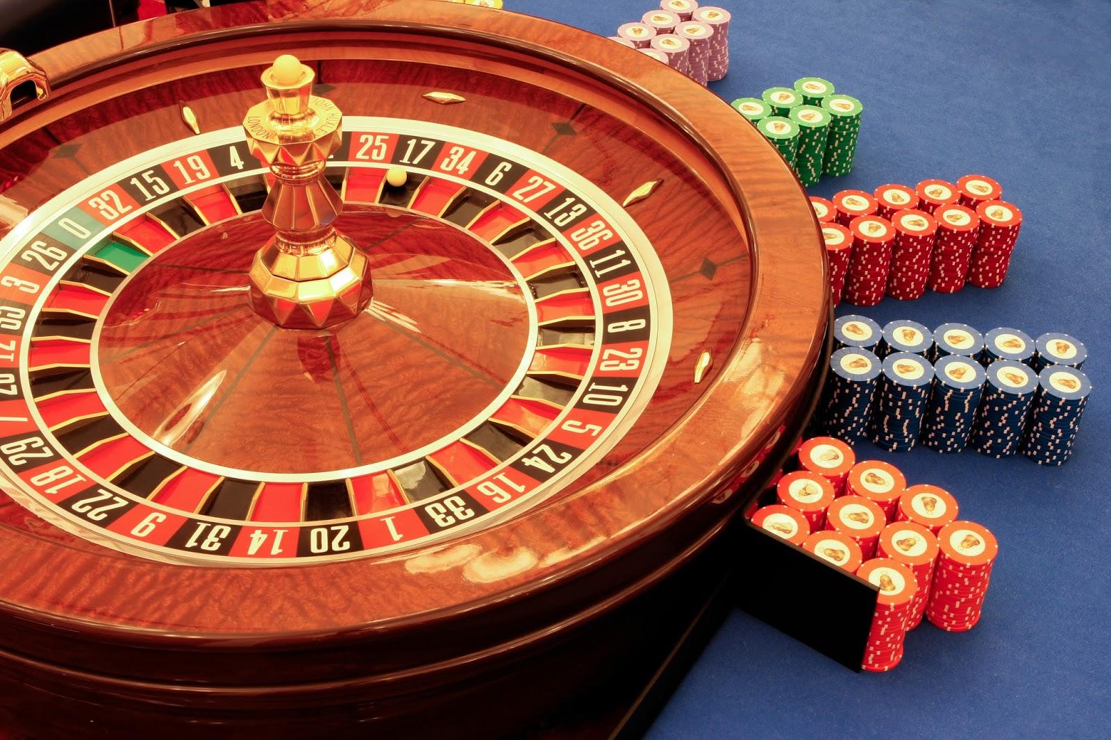 Internet Casino Roulette