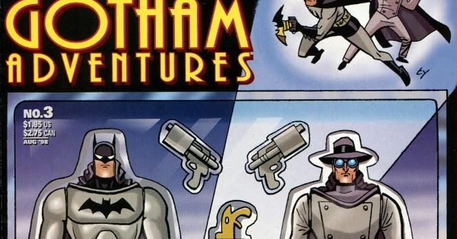 super dupertoybox batman gotham adventures 3. Black Bedroom Furniture Sets. Home Design Ideas