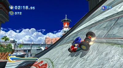 Sonic Generations Game Free Download