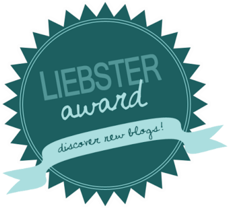 Selo The Liebster Awards