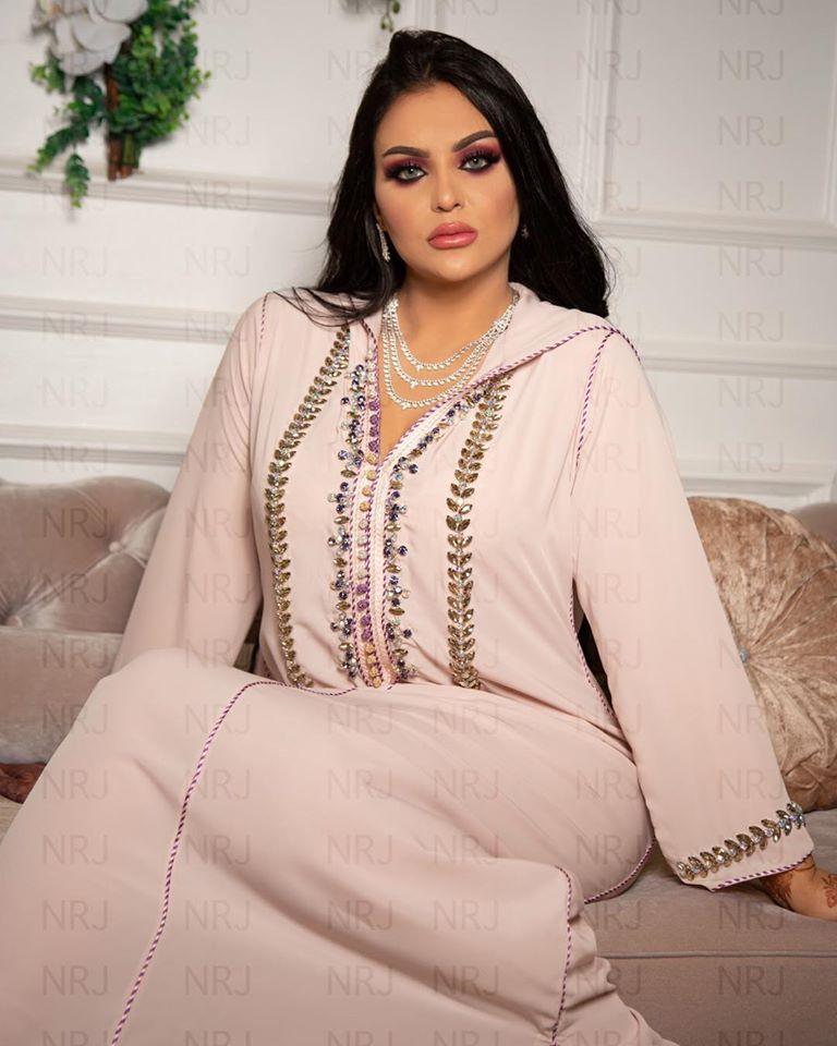 djellaba marocaine femme chic 2020
