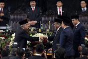 DPD RI Telah Pilih 4 Pimpinan untuk 2019-2024