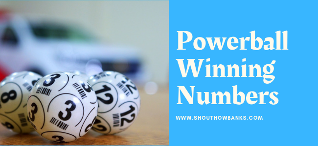 powerball past winning numbers