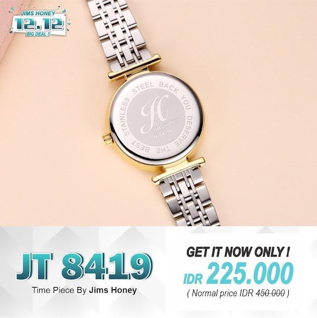 JIMS HONEY TIME PIECE JT 8419