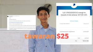 Pelajaran ASJ Membuatku Senang dengan Dunia Website