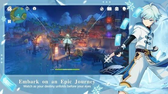 Genshin Impact Screenshot