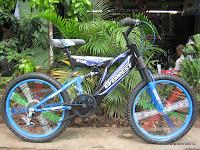 Sepeda Gunung Everbest 606 Kipas 20 Inci