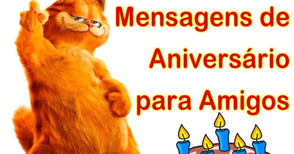 Mensagem De Feliz Aniversario Para Amiga Ou Amigo