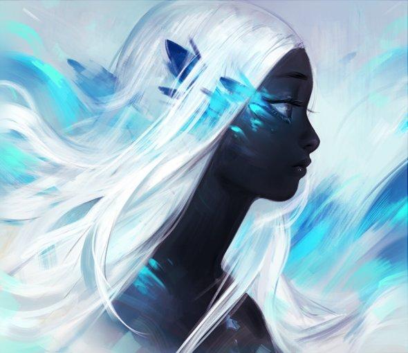 Rose Benjamin artstation deviantart arte ilustrações mulheres fantasia ficção games