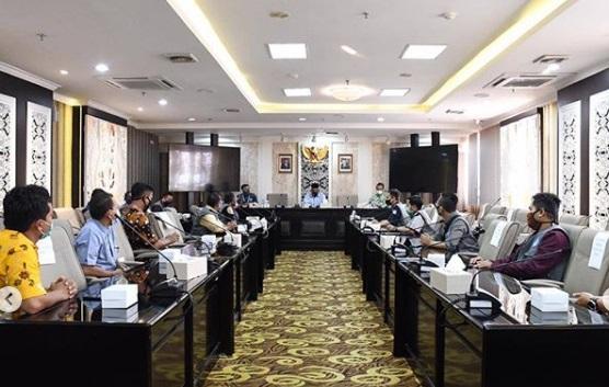 Komisi V DPRD Jabar Menilai Manajemen SDM Menjadi Penghambat  Perkembangan Pendidikan.