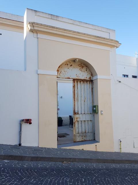 Hotel Villa Santadi-Ingresso
