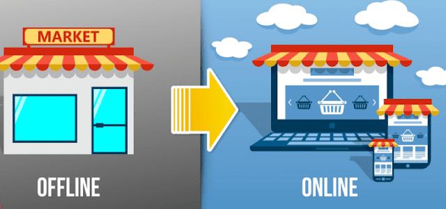 Ini Perbandingan Bisnis Online Dan Bisnis Offline: Mana yang lebih menguntungkan