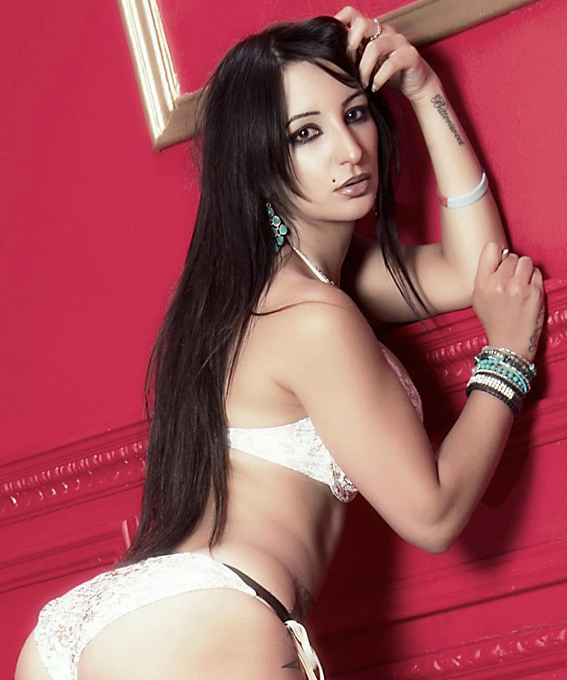 Ayesha carmel updated nudes