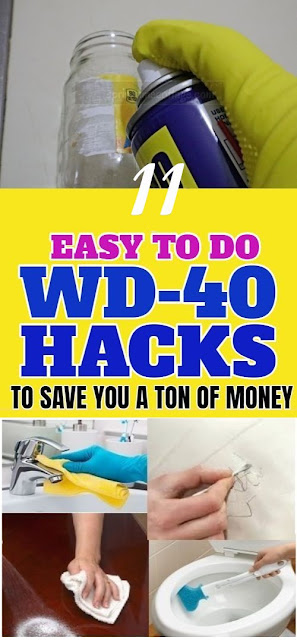 11 Smart WD-40 Hacks For Your Home & Garden