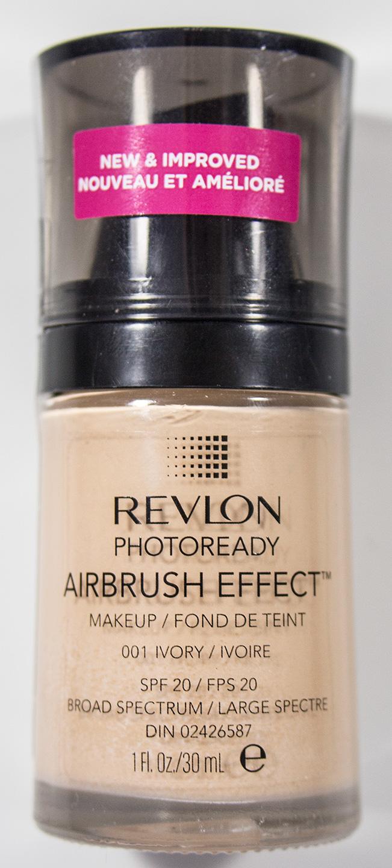 Revlon PhotoReady Airbrush Effect Makeup SPF20 003 Shell 1